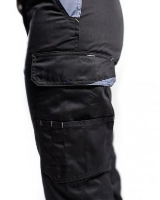 """""""Blaklader"""" moteriškos darbo kelnės su elastanu (7104-1800-9994) 38 dydis"""
