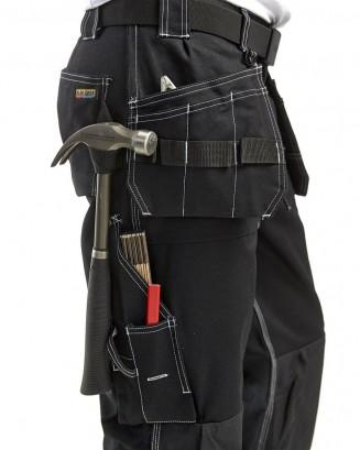 """""""Blaklader"""" darbo kelnės su papildomomis kišenėmis (1530-1370-9900)"""