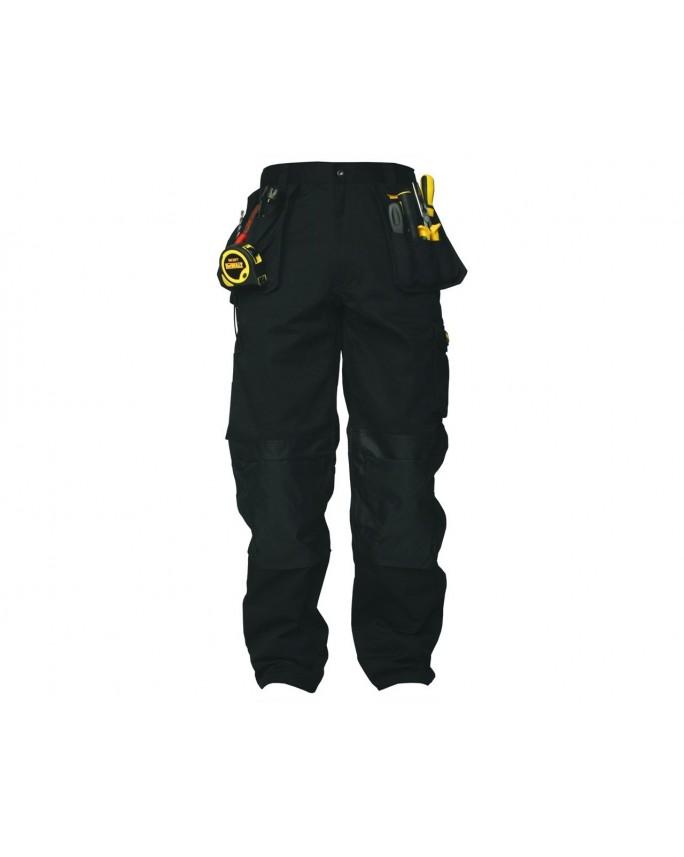 """""""DEWALT"""" darbo kelnės su papildomomis kišenėmis (UK 30, UK46, UK48 dydžiai)"""