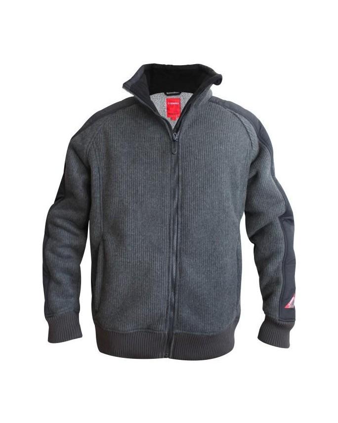 """""""WORKZONE"""" fleece audinio džemperis 8016-502-164 (XS-4XL)"""