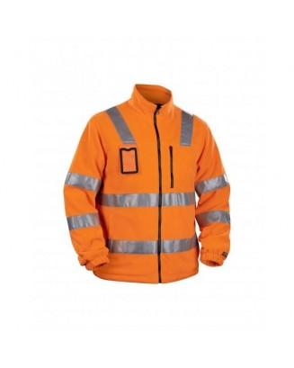 """Blaklader"" signalinis fleece džemperis 4853-2560-5300 (M, L, XL, 2XL dydis)"