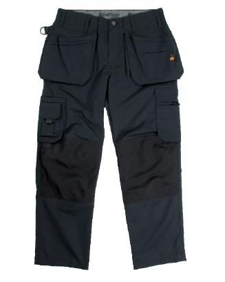 """""""Bjornklader"""" kelnės su papildomomis kišenėmis, vieta antkeliams įsidėti"""