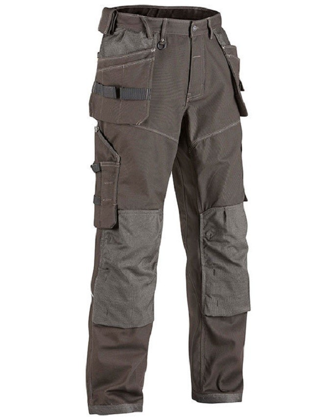 Kelnės su papildomomis kišenėmis